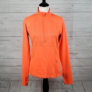 Fila sport workout half zip sweater